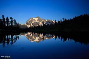 Picture Lake by djniks97