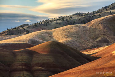 Painted Hills by djniks97
