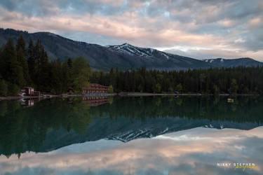 Lake McDonald, GNP by djniks97
