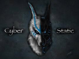 cyber static by joshsmithstudio