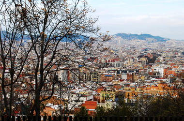 Barcelona by wayne9969