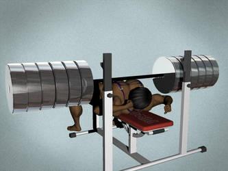 bench press 2? by bigpr0n