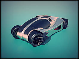 futuristic supercar4 by Scifiwarships