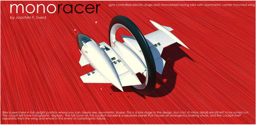 Monoracer49 by Scifiwarships