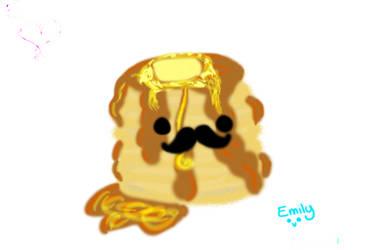 Pancakes. by wizzelteet