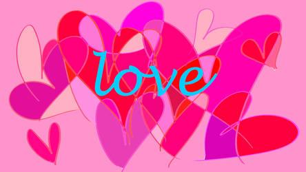 Love by wizzelteet