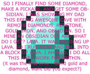 DIAMONDS by wizzelteet