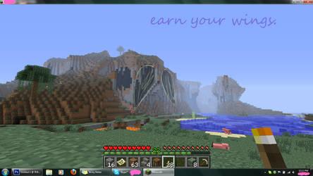 earn your wings by wizzelteet