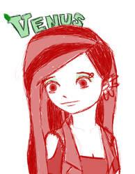 Venus by wizzelteet