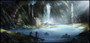 THE Cave by jamga