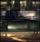 Panoramique research - speed by jamga