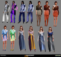 Female High Research1 by jamga