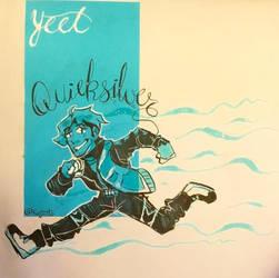 Quicksilver by Kinjiinto