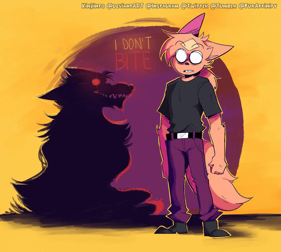 I Don't Bite by Kinjiinto