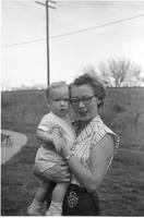 Grandma and Dad by KatyRedRose