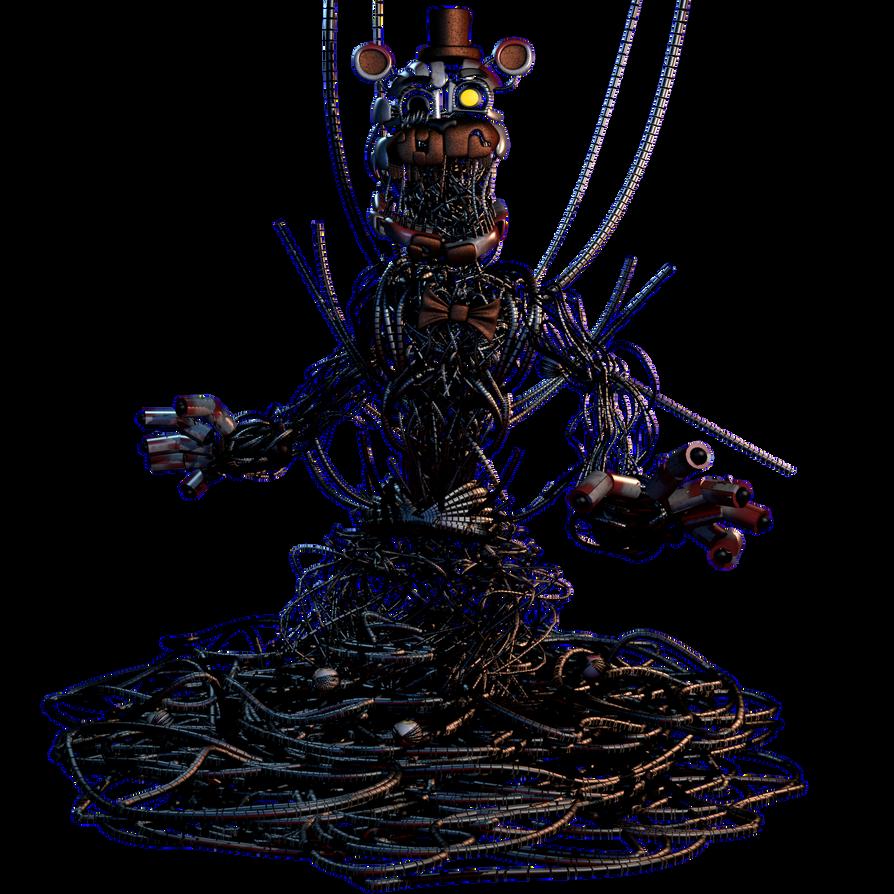 [SFM] Molten Freddy Full Body