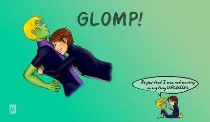 LoSH - GLOMP by Kururu-Hama-Chan