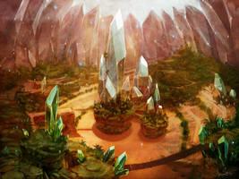 crystal kingdom by jameswolf
