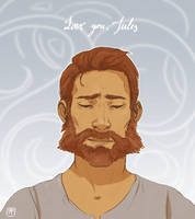 Love you, Jules by LittleSweetie