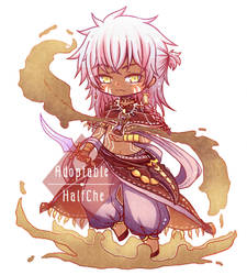[CLOSED] Adoptable by HalfChe