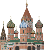 Saint Basil's Cathedral by Herbertrocha