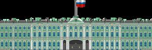 Winter Palace by Herbertrocha
