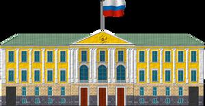 Kremlin Administrative by Herbertrocha