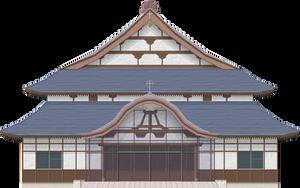 Akita Chapel by Herbertrocha