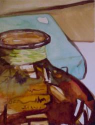 Brown Vase by JFrankW
