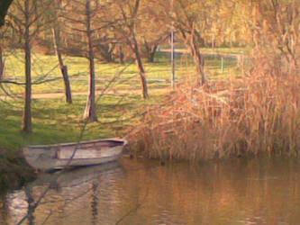 Impression: Lakeshore by felixplesoianu