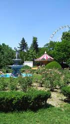 Amusement Park by felixplesoianu