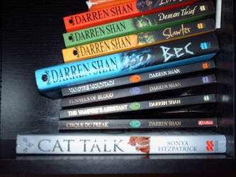 My favorite books by Alcat
