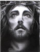 jesus II by adryan