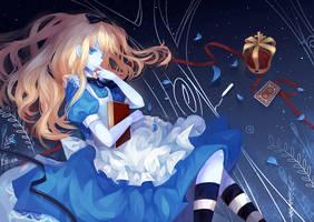 Alice in Blueberryland 2 by AlexArgentin