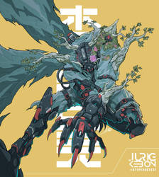 BTYPE56CTEST: Forest Guardian by aiyeahhs