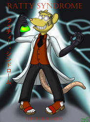 Dr. Ratty SynDrome the Scientist by SuperGenji