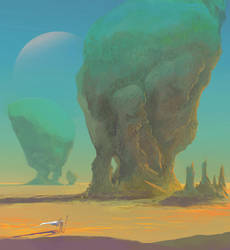 The Broccoli Rocks of Phallus Prime by M0nkeyBread