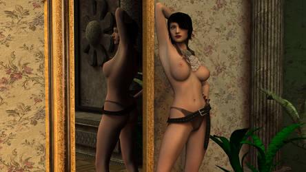 Posing 003 by Mazze666