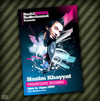 Hazim E-Flyer by nofx