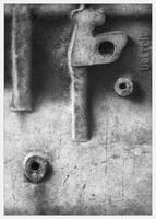 Iron Skin IV by arminmersmann