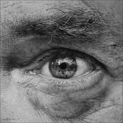 eye drawing by arminmersmann