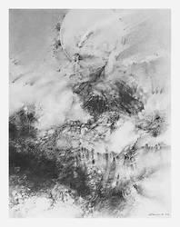 New Moon Old Bones by arminmersmann