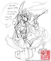 sketch- 66 by ben-ben