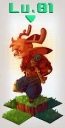 Little Adventurer by ben-ben