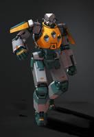 Armour Design by muzzoid