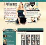 Kate Winslet Layout by toxicdesire