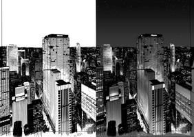 CityScape by SaviorsSon