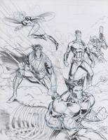 X-MEN 08 by SaviorsSon
