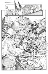 X-Men pg. 1 by SaviorsSon