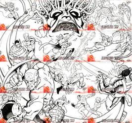 Avengers_Kree-Skrull War_1 by SaviorsSon
